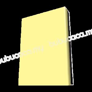 2 Sheet Card A3 100'S CS160 Yellow