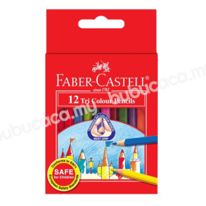 FABER CASTELL Tri Grip Col PCL 12S 115832