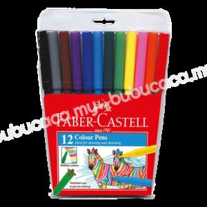 FABER CASTELL Magic Colour Pen, 12