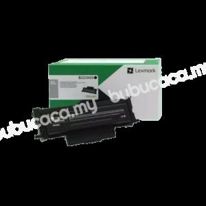 LEXMARK Toner B223H00 Black CRTG High Return