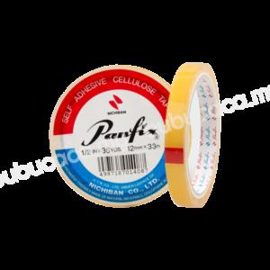 Nichiban Panfix Cellulose Tape  12mm x 36 yard