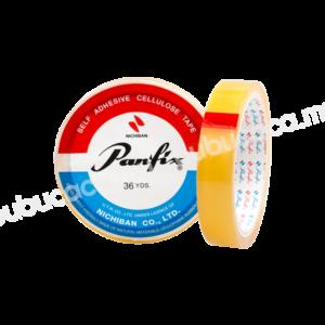 Nichiban Panfix Cellulose Tape 19 mm x 36 yard