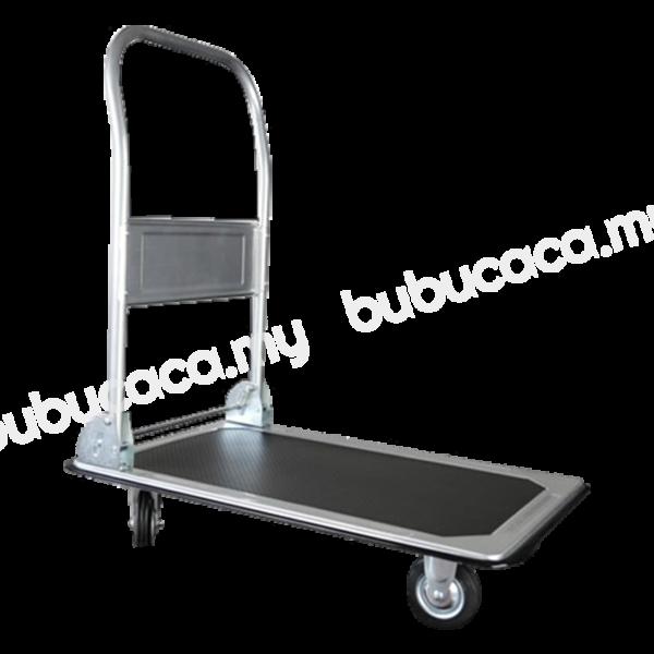 OKURA 150kg Foldable Steel Trolley Hand Heavy Truck