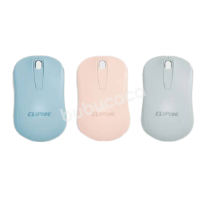 CLIPTEC Young Wireless Optical Mouse Rzs-859