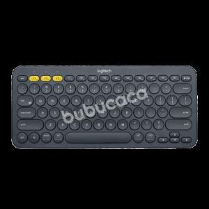 LOGITECH Multi-Device Keyboard K380 Dark Grey